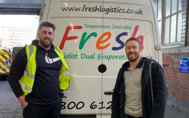 Jonny Wilkinson's No.1 Living Kombucha Doesn't 'Half Fly' Out During Their Marketing Campaign. Thanks To Fresh Logistics.