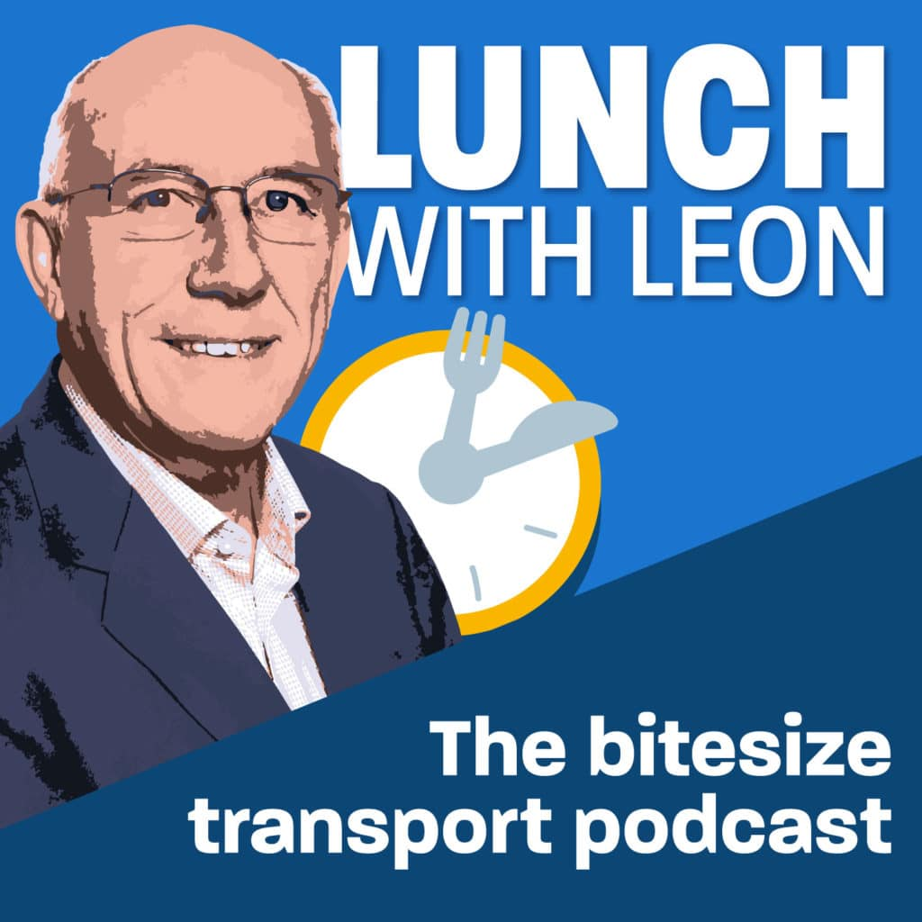 Lurch with Leon podcast